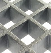 Photo GRP-grating - sanded with quartz