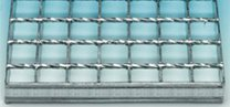 Photo Forge-welded gratings - standard programme